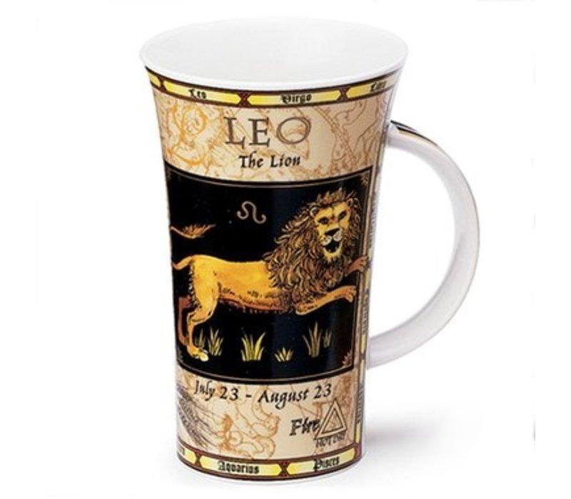 Glencoe Zodiac Mug - Leo
