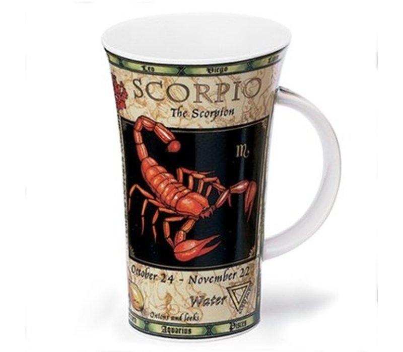 Glencoe Zodiac Mug - Scorpio