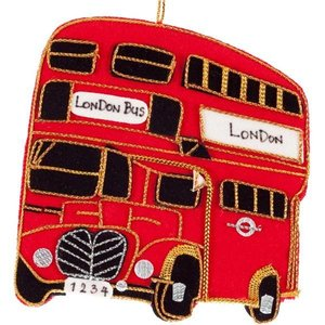 St. Nicolas St. Nicolas Velvet London Bus