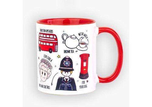 British Icons Mug