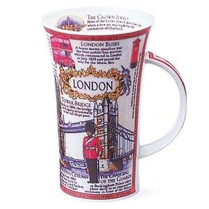 Dunoon Dunoon Glencoe London Montage Mug