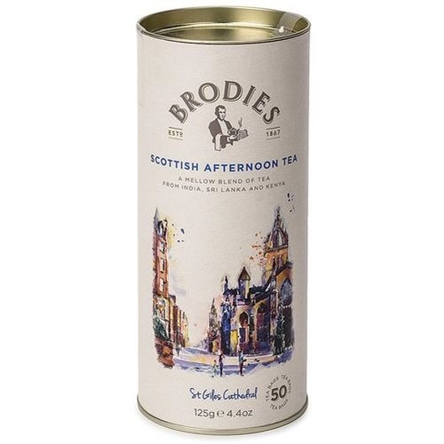 Brodie's Brodies Scottish Afternoon Tea Drum