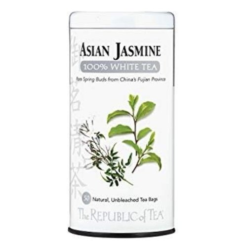 Republic of Tea Republic of Tea Asian Jasmine White Tea