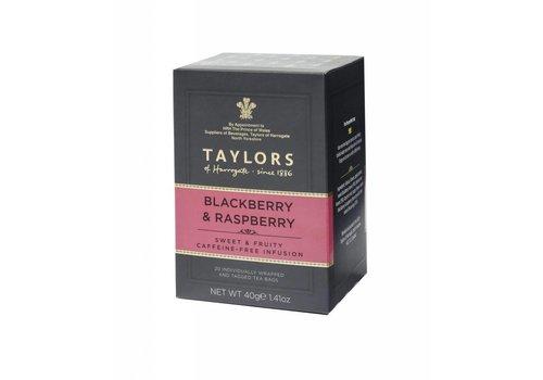 Taylors of Harrogate Taylors of Harrogate Blackberry& Raspberry 20s