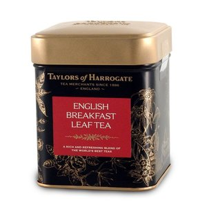 Taylors of Harrogate Taylors of Harrogate English Breakfast Loose Tea Tin