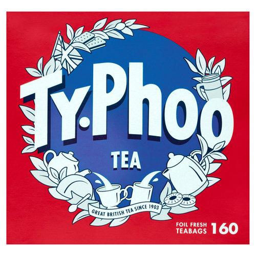 Typhoo Typhoo Tea 160s