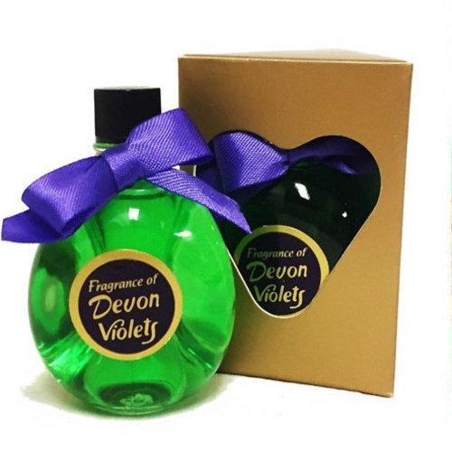 Floral Charm Devon Violets Dimple Bottle 15 ml