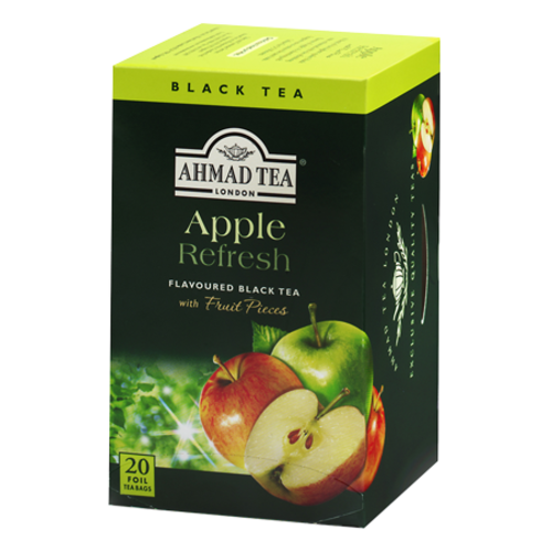 Ahmad Tea Ahmad Apple Refresh 20s