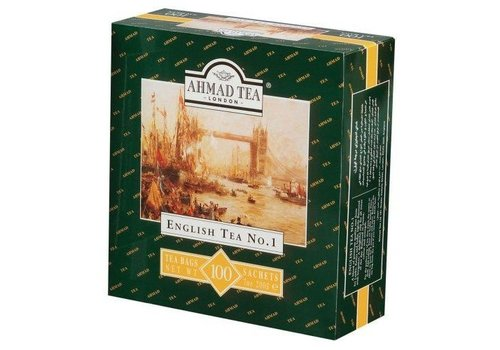 Ahmad Tea Ahmad English Tea No. 1 100s