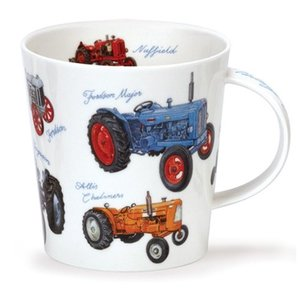 Dunoon Cairngorm Classic Collection Tractors Mug