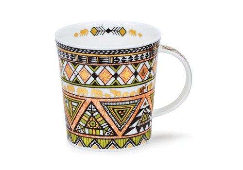 Dunoon Lomond Afrika Lime Mug