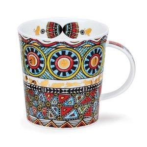 Dunoon Lomond Afrika Red Mug