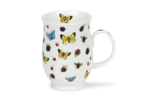 Dunoon Suffolk Evesham-Blackberry Mug
