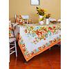 April Cornell Marion Harvest 54x54 Table Cloth