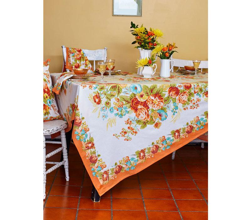 Marion Harvest 54x54 Table Cloth