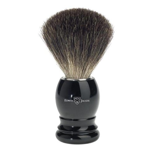 Edwin Jagger Edwin Jagger Best Black Badger Shaving Brush - Imitation Ebony