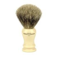 Edwin Jagger Super Loxley  Shaving Brush - Imitation Ivory