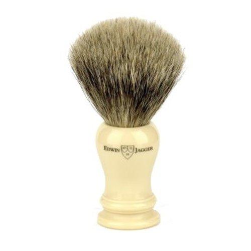 Edwin Jagger Edwin Jagger Super Loxley  Shaving Brush - Imitation Ivory