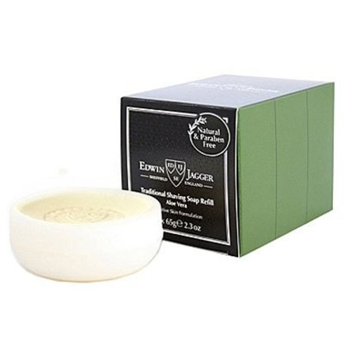 Edwin Jagger Edwin Jagger Traditional Shaving Soap 3-Pack Refill - Aloe Vera