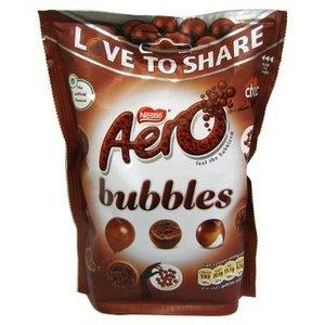 Nestle Aero Bubbles Pouch