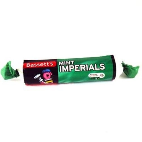 Bassett's Bassetts Mint Imperials Roll