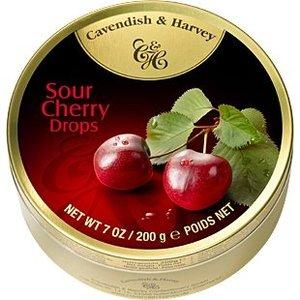 Cavendish & Harvey Cavendish & Harvey Sour Cherry Drops