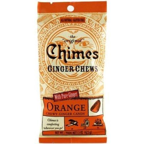 Chimes Orange Ginger Chews Bag