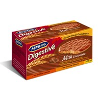 McVities Digestives Milk Chocolate 200g