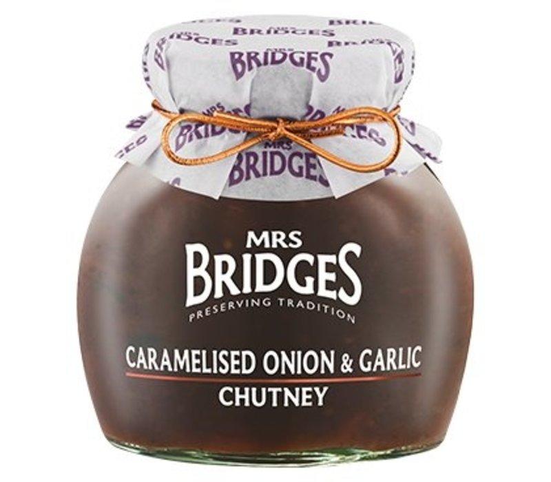Mrs. Bridges Caramelised Onion & Garlic Chutney 4oz