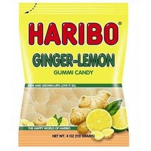 Haribo Haribo Ginger Lemons