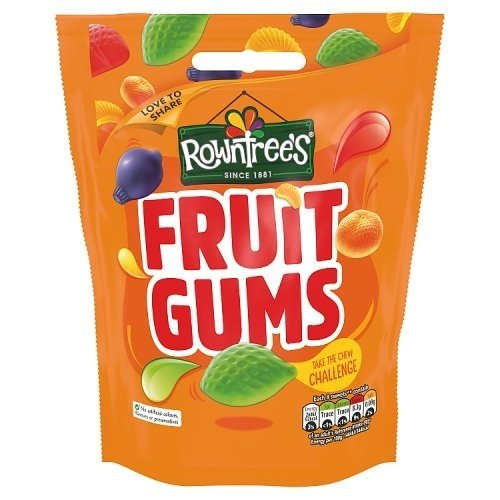 Rowntree's Rowntrees Fruit Gums bag