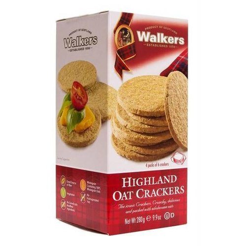 Walker's Shortbread Co. Walkers Highland Oat Crackers