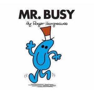 Penguin Random House LLC Mr. Busy