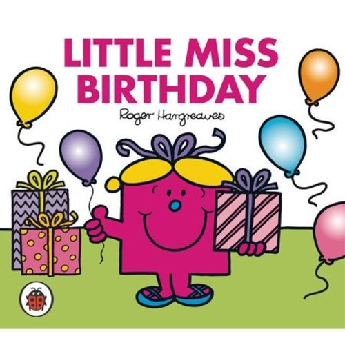 Penguin Random House LLC Little Miss Birthday