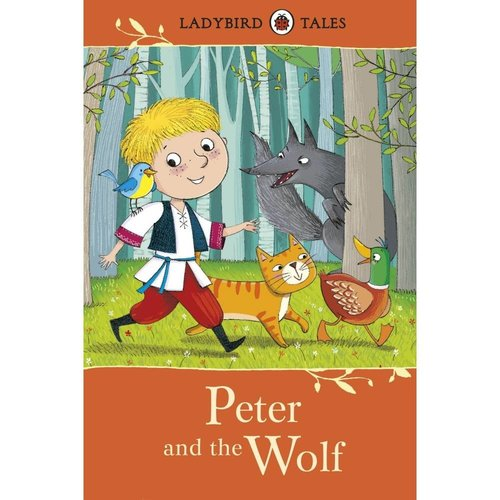 Ladybird Peter and the Wolf - Ladybird Tales