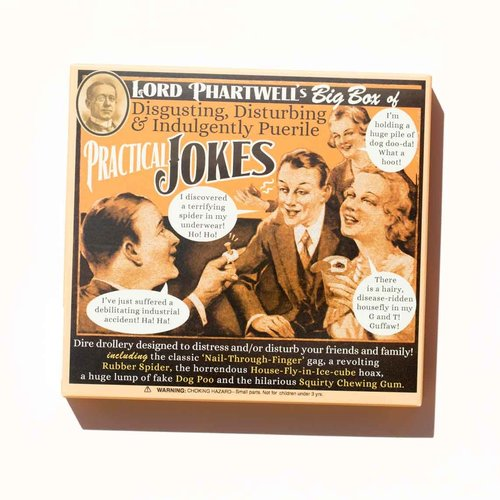 House of Marbles Box of Practical Jokes