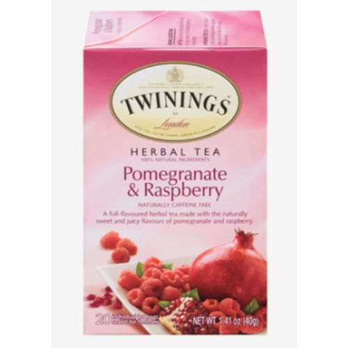 Twinings Twinings Pomegranate and Raspberry