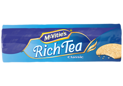 McVitie's McVities Classic Rich Tea Biscuits (300g)