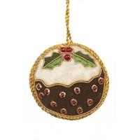 St. Nicolas Christmas Pudding