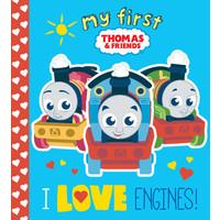 Thomas & Friends: I Love Engines!