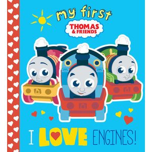 Penguin Random House LLC Thomas & Friends: I Love Engines!