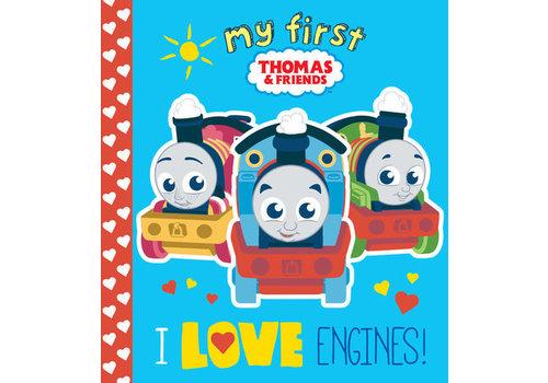 Penguin Random House LLC Thomas & Friends: I Love Engines!