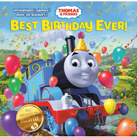 Thomas and Friends: Best Birthday Ever!
