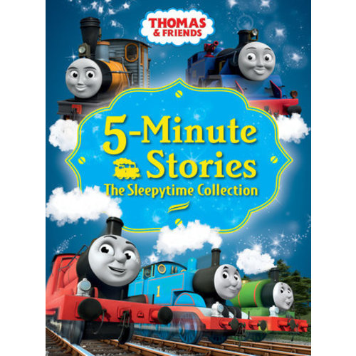 Penguin Random House LLC Thomas and Friends: 5 Minute Stories