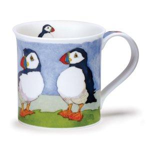 Dunoon Bute Sea Birds Puffin Mug