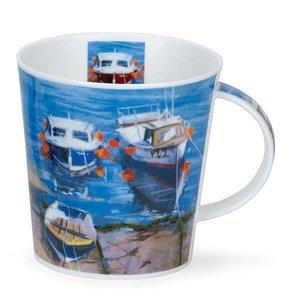 Dunoon Dunoon Cairngorm Boats Mug - Moored