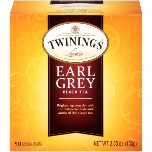 Twinings Twinings Earl Grey 50s (American)