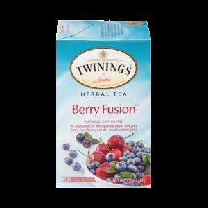 Twinings Twinings berry fusion herbal 20s