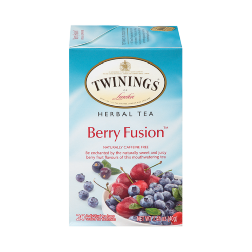 Twinings Twinings berry fusion herbal 20s