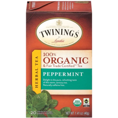 Twinings Twinings Organic Peppermint Herbal 20s